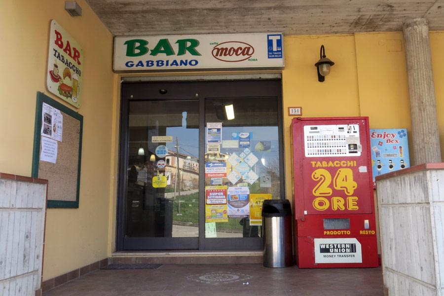 Bar Gabbiano